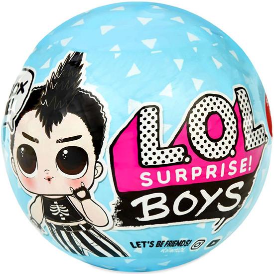 LOL Surprise Boys Series 1 Mystery Pack [Light Blue]