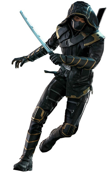 Marvel Avengers Endgame Hawkeye Collectible Figure [Deluxe Version]