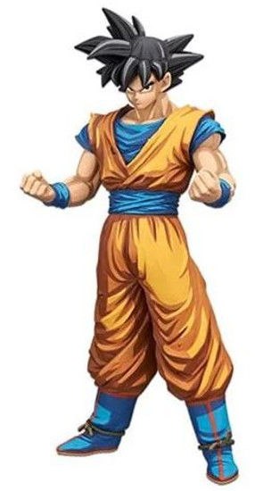 Dragon Ball Z Grandista Manga Dimensions Goku 13-Inch Collectible PVC Figure [Version #2]