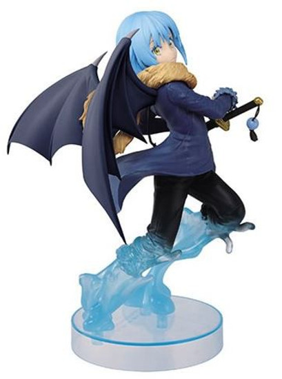That Time I Got Reincarnated as a Slime EXQ Slime Rimuru 7.9-Inch Collectible PVC Figure [Tempest Version 2]