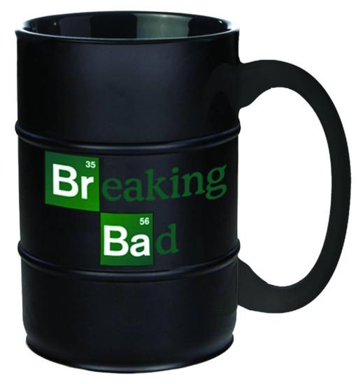 Breaking Bad Barrel Mug