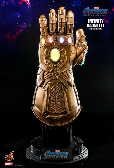 Marvel Avengers Endgame Infinity Gauntlet Light-Up Replica [Endgame]