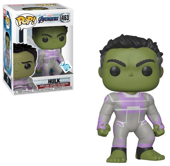 Funko Avengers Endgame POP! Marvel Hulk Exclusive Vinyl Figure #463 [Endgame]