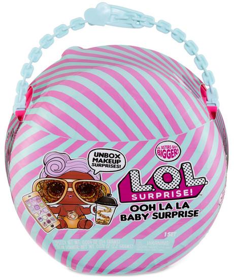 LOL Surprise Dolls Ooh La La Baby Surprise Lil D.J. Pack