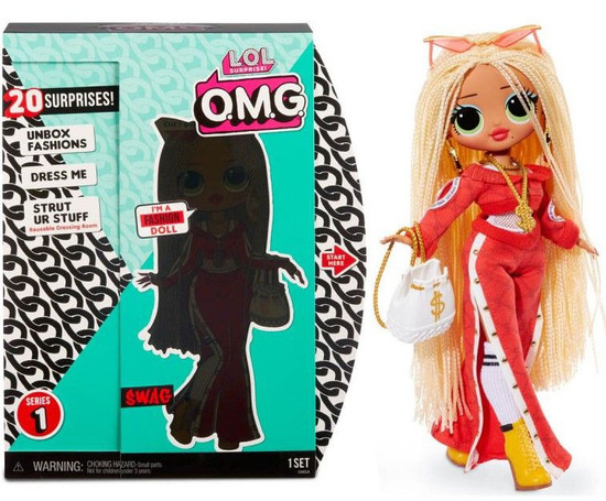 LOL Surprise OMG Series 1 Swag Fashion Doll