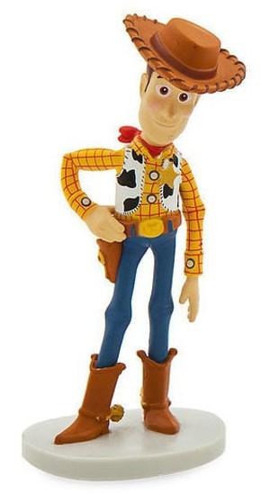 Disney Toy Story 4 Woody 3-Inch Mini PVC Figure [Loose]