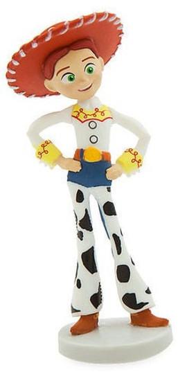 Disney Toy Story 4 Jessie 3-Inch Mini PVC Figure [Loose]