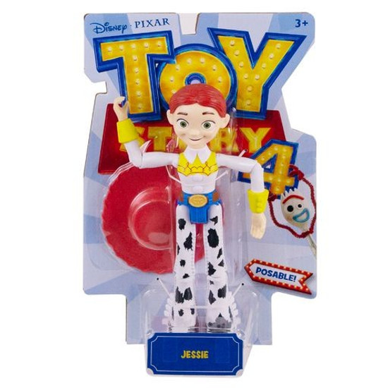Toy Story 4 Posable Jessie Action Figure