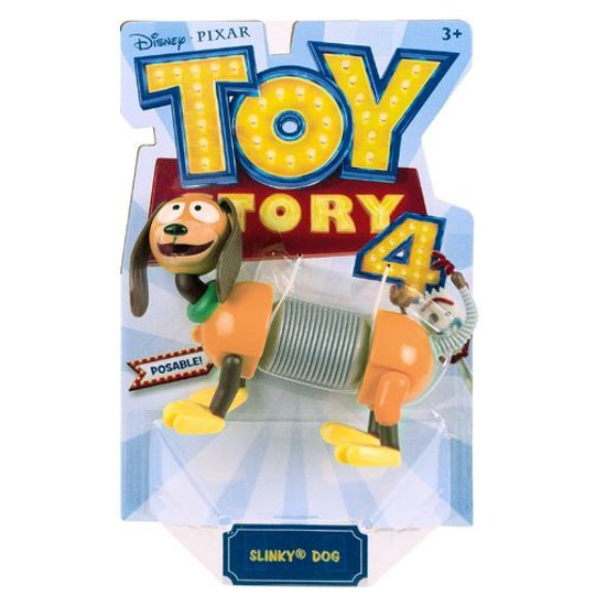 Toy Story 4 Posable Slinky Dog Action Figure