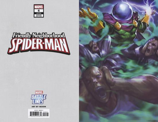 Marvel Comics Friendly Neighborhood Spider-Man #6 Comic Book [Battle Lines Variant Cover]