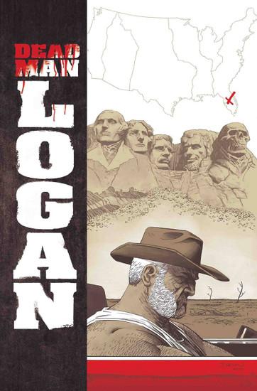 Marvel Comics Dead Man Logan #7 of 12 Comic Book