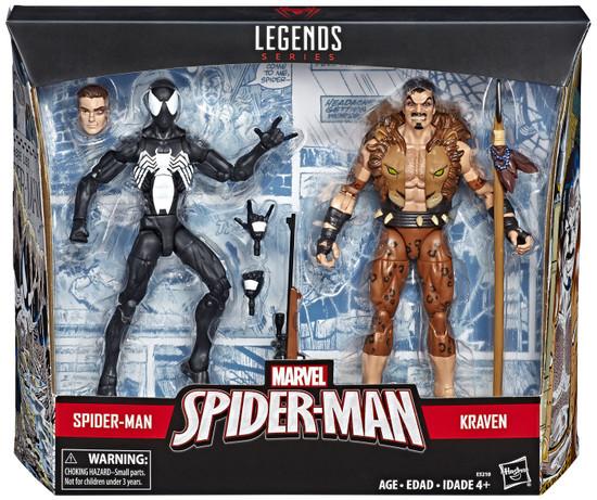 Marvel Legends Spider-Man & Kraven Exclusive Action Figure 2-Pack