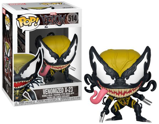 Funko POP! Marvel Venomized X-23 Vinyl Figure #514