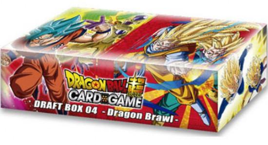 Dragon Ball Super Dragon Brawl Draft Box 04 [24 Packs]