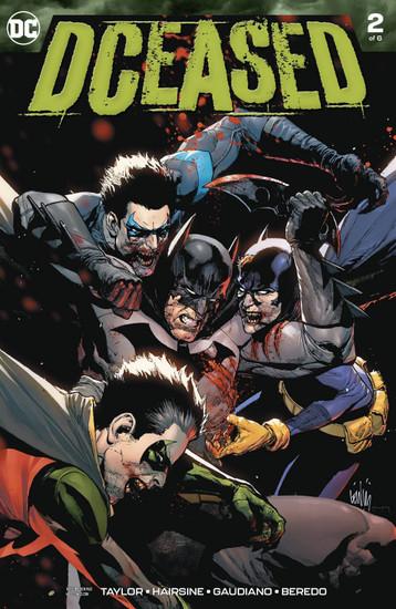 DCeased #2 Comic Book