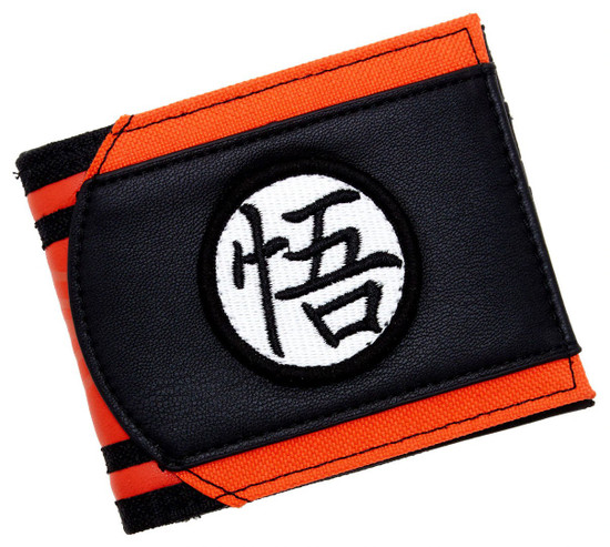 Dragon Ball Z Goku Symbol Bi-fold Wallet