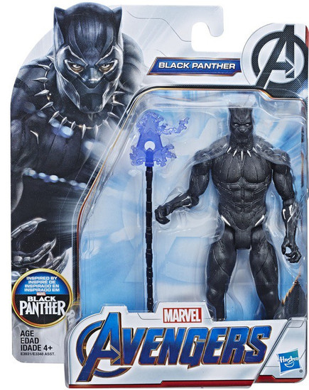 Marvel Avengers Endgame Black Panther Action Figure