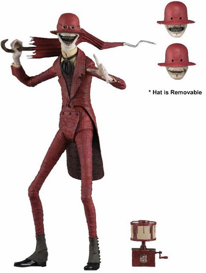 NECA The Conjuring Universe Crooked Man Action Figure [Ultimate Version]