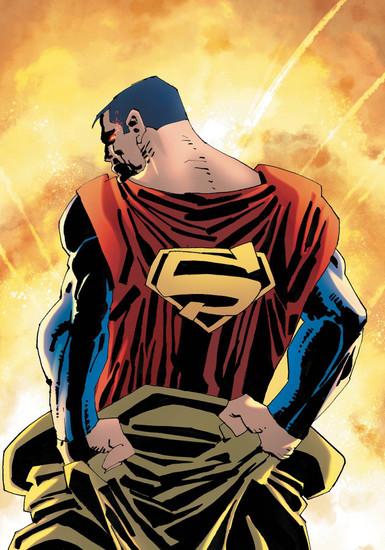 DC Black Label Superman Year One #1 Comic Book [Frank Miller Variant]