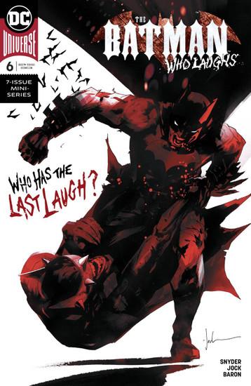 DC The Batman Who Laughs #6 Comic Book
