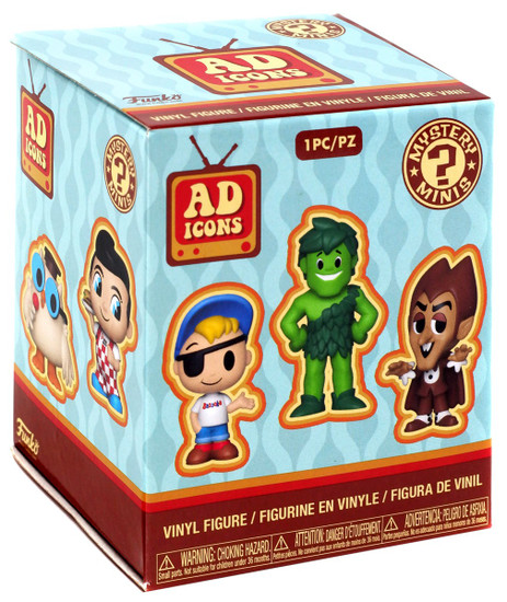 Funko Mystery Minis Ad Icons Mystery Pack