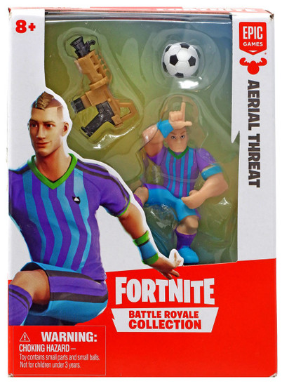 Fortnite Epic Games Battle Royale Collection Aerial Threat 2-Inch Mini Figure