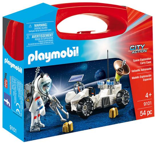 Playmobil Space Exploration Carry Case Set #9101
