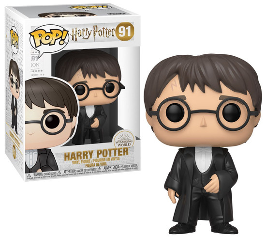 Funko POP! Movies Harry Potter Vinyl Figure [Yule Ball Outfit]