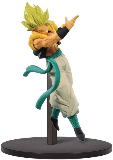 Dragon Ball Super Match Makers Figure Collection Super Saiyan Gogeta 6.2-Inch Collectible PVC Figure