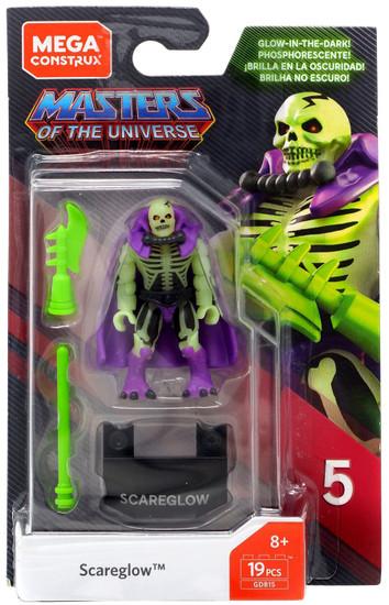 Mega Construx Masters of the Universe Heroes Series 5 Scareglow Mini Figure GDB15