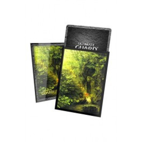 Ultimate Guard Lands Edition II Forest Card Sleeves [100 Count]