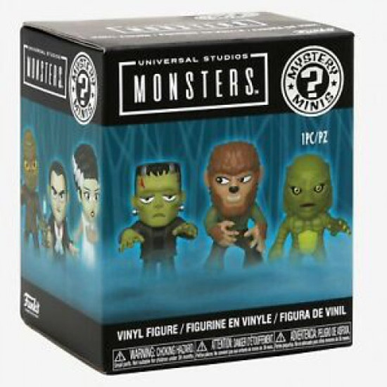 Funko Mystery Minis Universal Monsters Mystery Pack [1 RANDOM Figure]