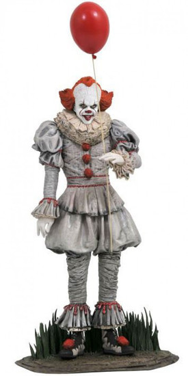 IT Chapter 2 IT Gallery Pennywise 10-Inch Collectible PVC Statue [Balloon]