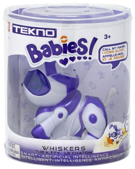 Tekno Babies Whiskers Robotic Pet Figure