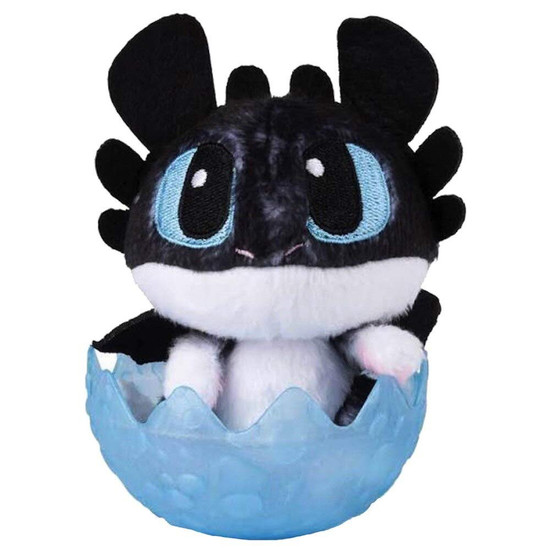 How to Train Your Dragon The Hidden World Baby Night Light 3-Inch Egg Plush