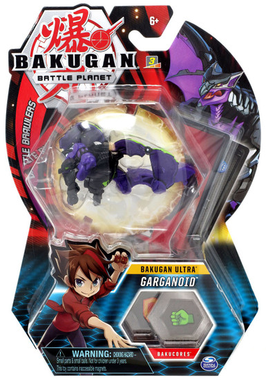 Bakugan Battle Planet Battle Brawlers Ultra Garganoid
