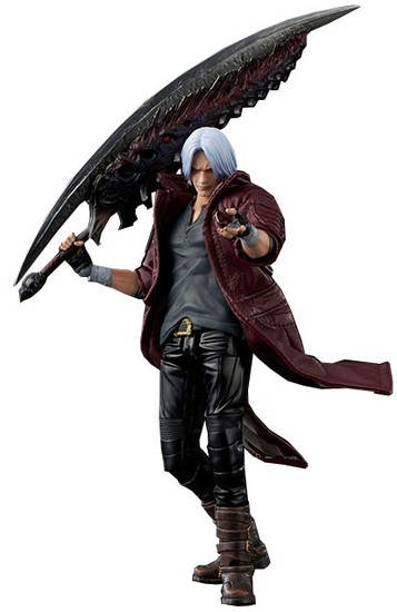 Devil May Cry 5 Dante Action Figure [Deluxe Version]