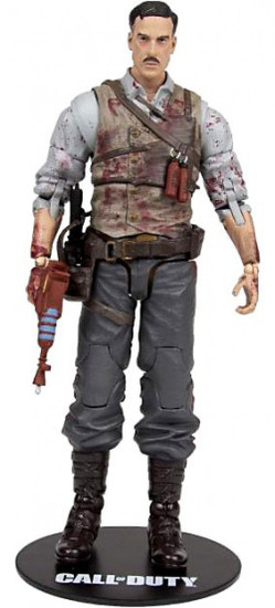 McFarlane Toys Call of Duty Dr. Edward Richtofen Action Figure