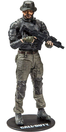 McFarlane Toys Call of Duty Captain Price Action Figure