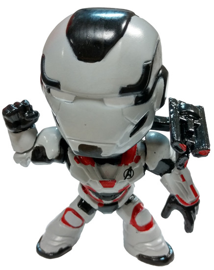 Funko Marvel Avengers Endgame Mystery Minis War Machine Exclusive 1/72 Mystery Minifigure [Quantum Realm Suit Loose]