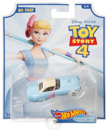 Toy Story 4 Hot Wheels Bo Peep Die-Cast Car