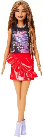 Fashionistas Barbie 13.25-Inch Doll #123 [Braids]