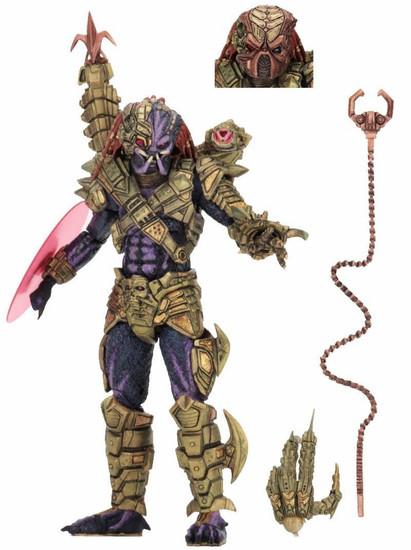 NECA Kenner Expanded Universe Lasershot Predator Action Figure [Ultimate Version]
