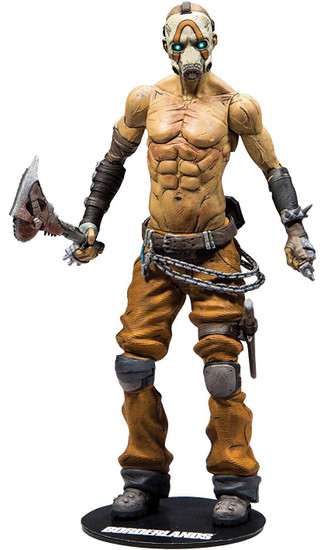 McFarlane Toys Borderlands Psycho Action Figure