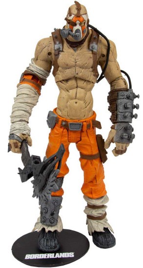 McFarlane Toys Borderlands 2 Krieg Action Figure
