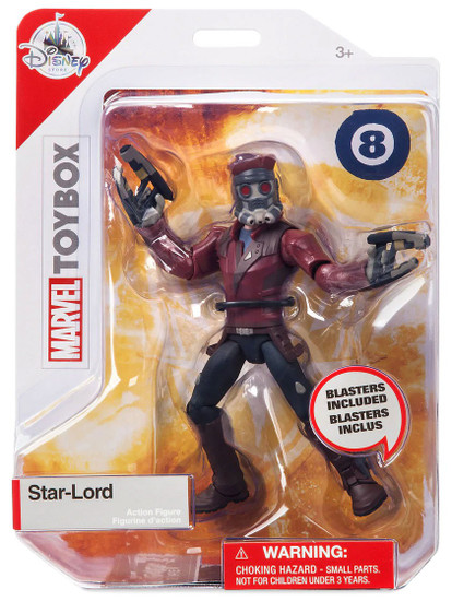 Disney Marvel Toybox Star-Lord Exclusive Action Figure