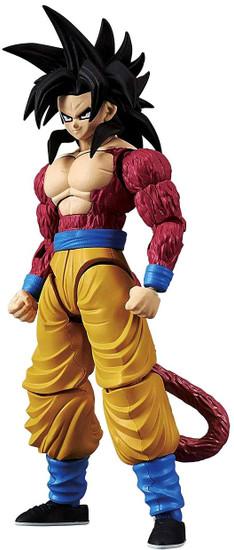 Dragon Ball GT Super Saiyan 4 Son Goku 8.6-Inch Figure-Rise Standard [New Package Design]