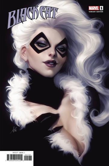 Marvel Comics Black Cat #1 Comic Book [Artgerm Variant Cover]
