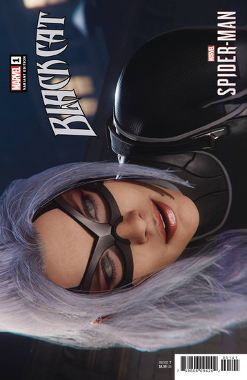 Marvel Comics Black Cat #1 Comic Book [Game Variant]