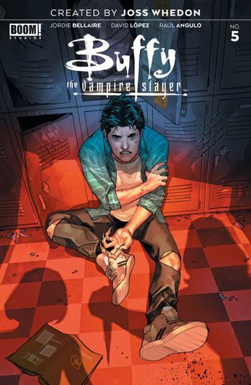 Boom Studios Buffy The Vampire Slayer #5 Comic Book [Yasmin Putri Variant Cover]